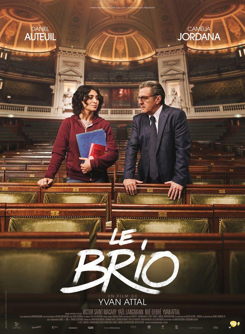 affiche du film Le Brio