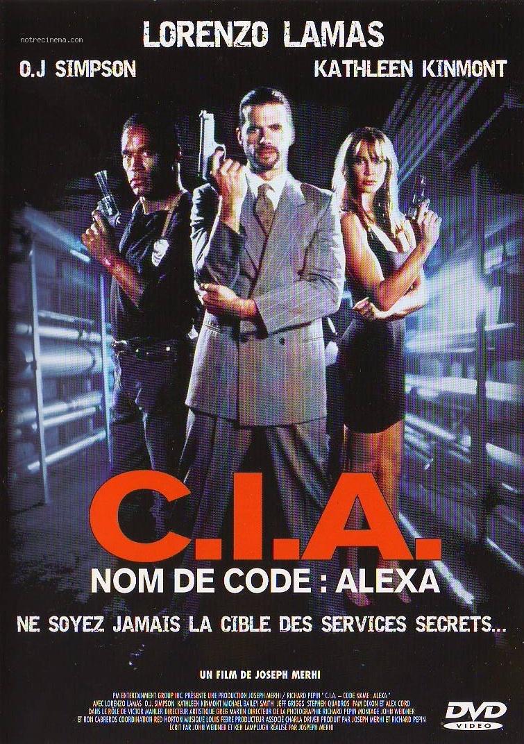 affiche du film CIA: nom de code Alexa