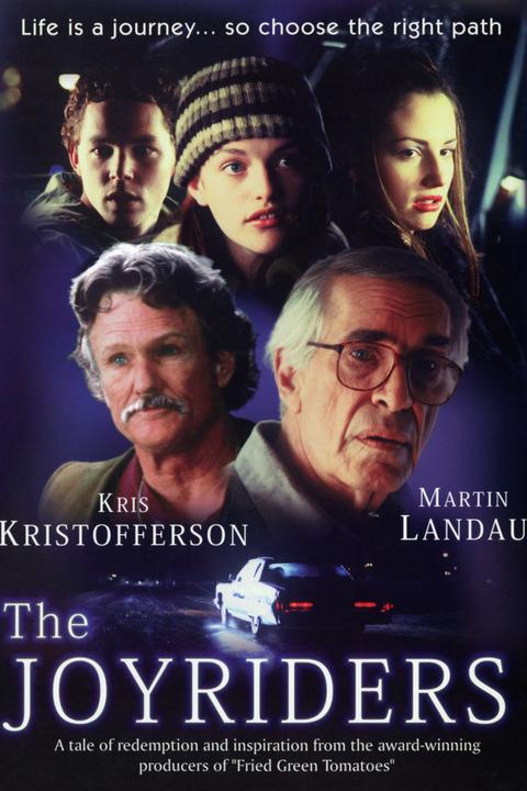 affiche du film The Joyriders