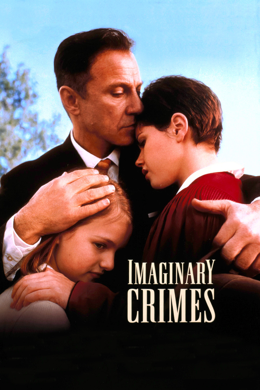 affiche du film Imaginary Crimes