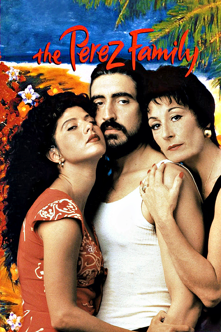 affiche du film La famille Perez