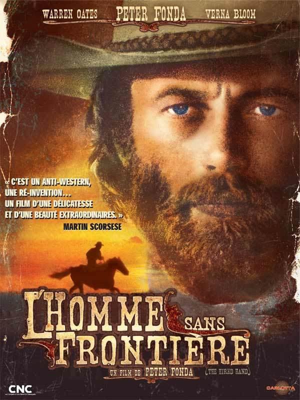 affiche du film L'homme sans frontière