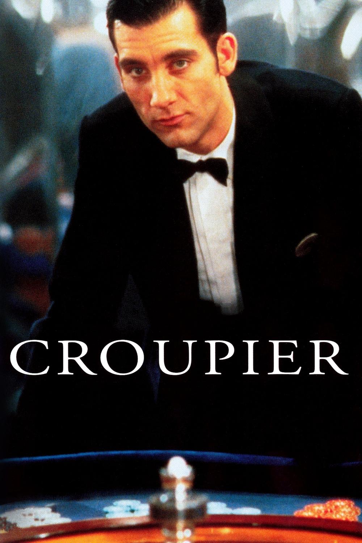 affiche du film Croupier