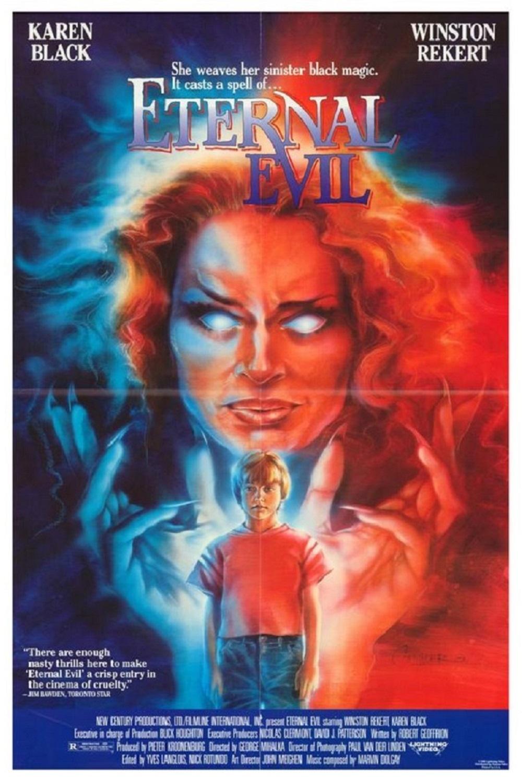 affiche du film The Blue Man