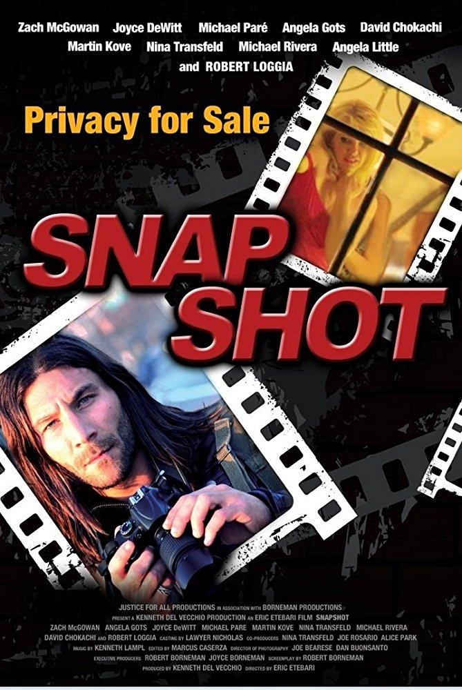 affiche du film Snapshot