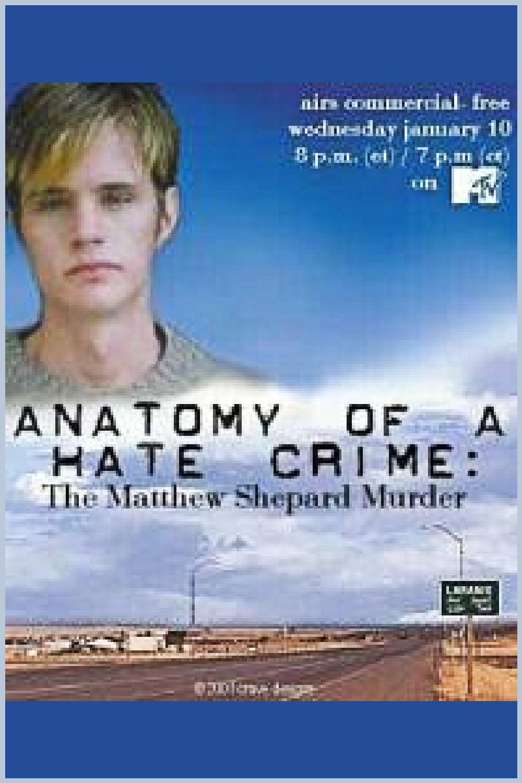 affiche du film Anatomy of a Hate Crime (TV)