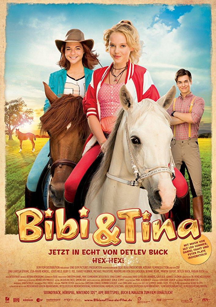 affiche du film Bibi & Tina, Le film