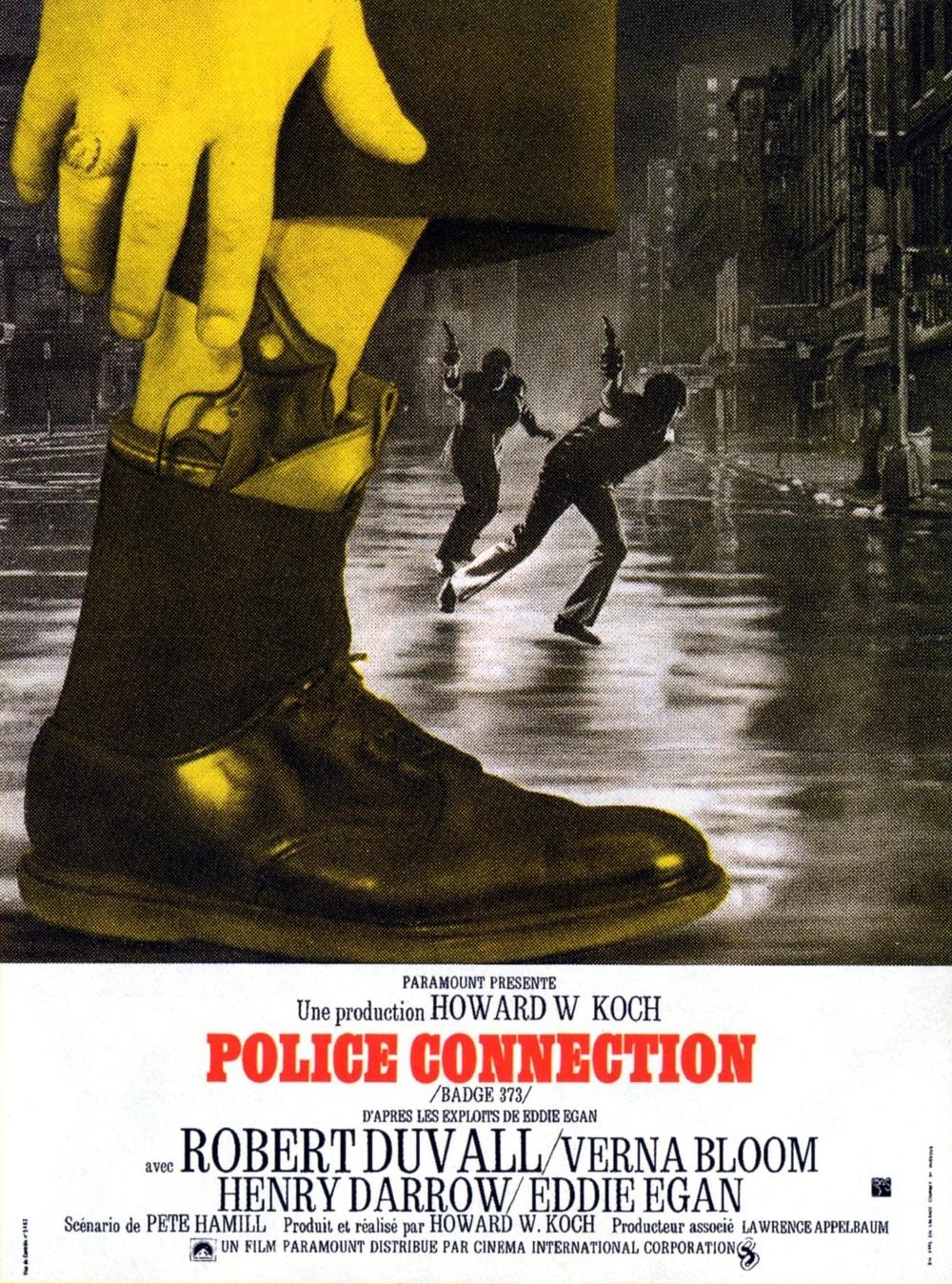 affiche du film Police Connection
