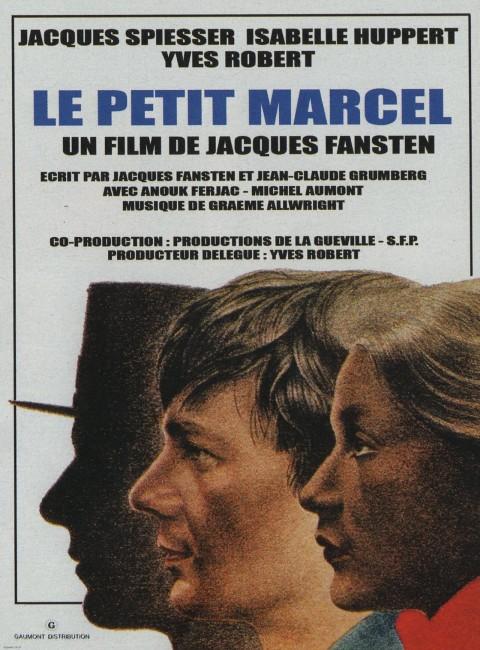affiche du film Le Petit Marcel