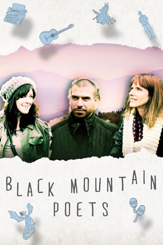 affiche du film Black Mountain Poets