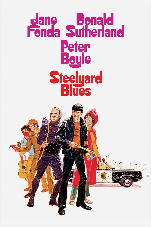 affiche du film Steelyard Blues