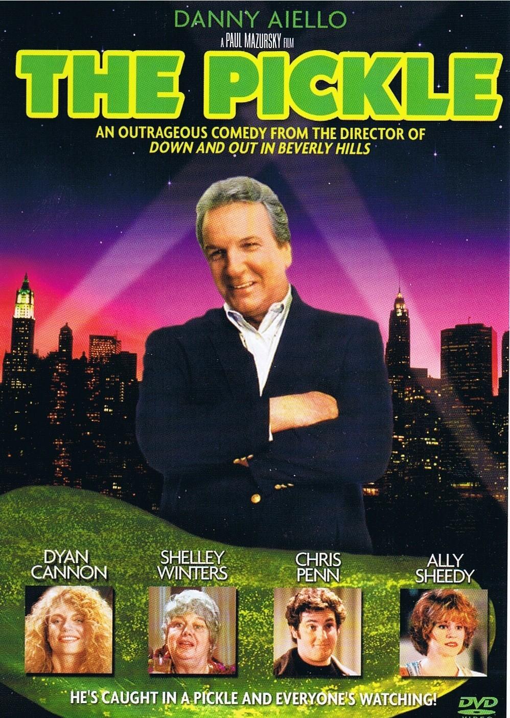affiche du film The Pickle