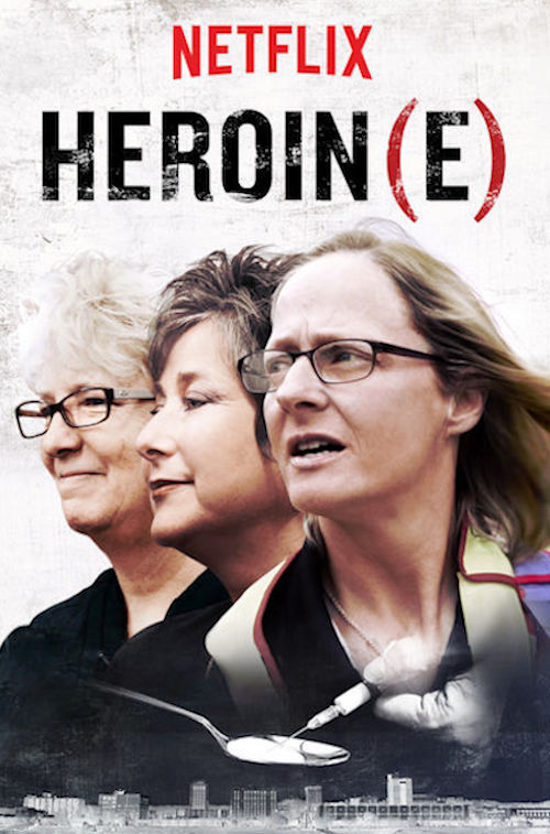 affiche du film Heroin(e)