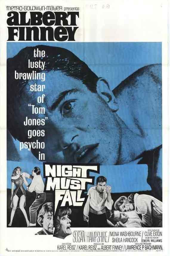 affiche du film La Force des ténèbres (1964)