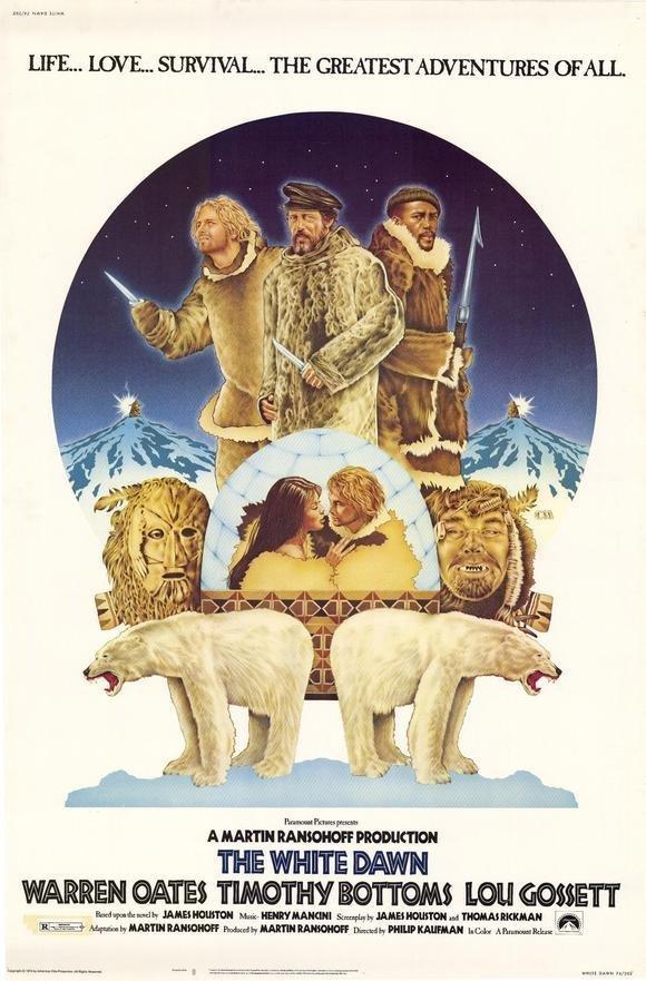 affiche du film The White Dawn