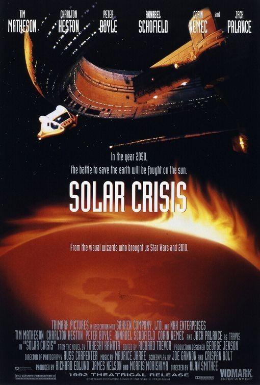 affiche du film Solar Crisis