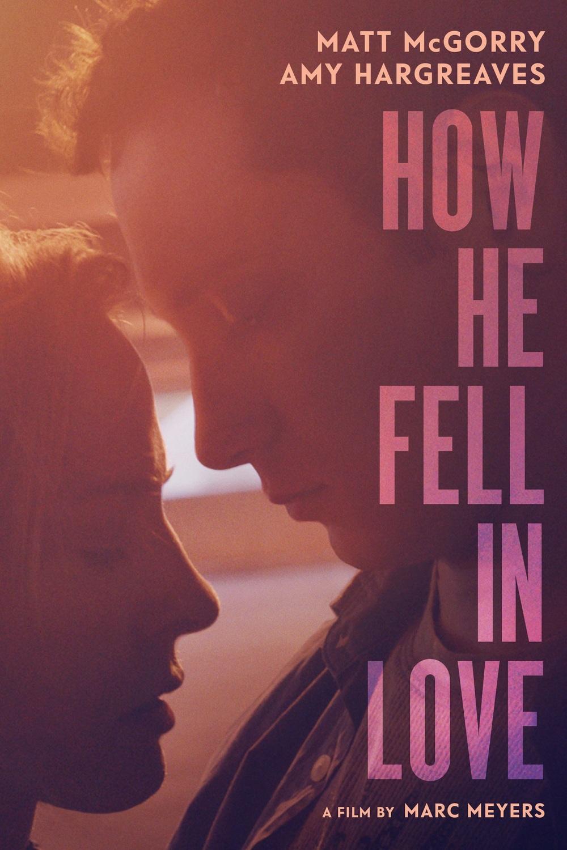affiche du film How He Fell in Love