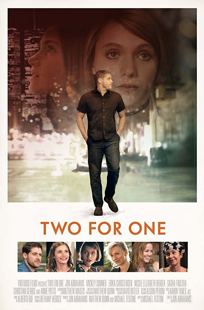 affiche du film Two for One