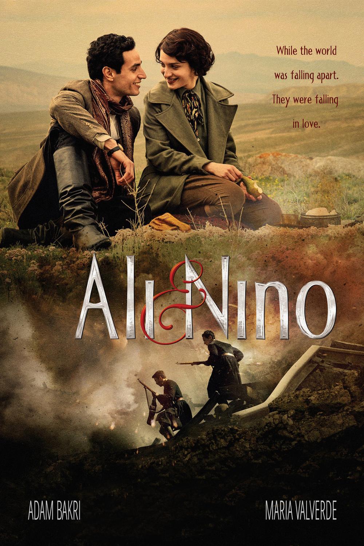 affiche du film Ali and Nino