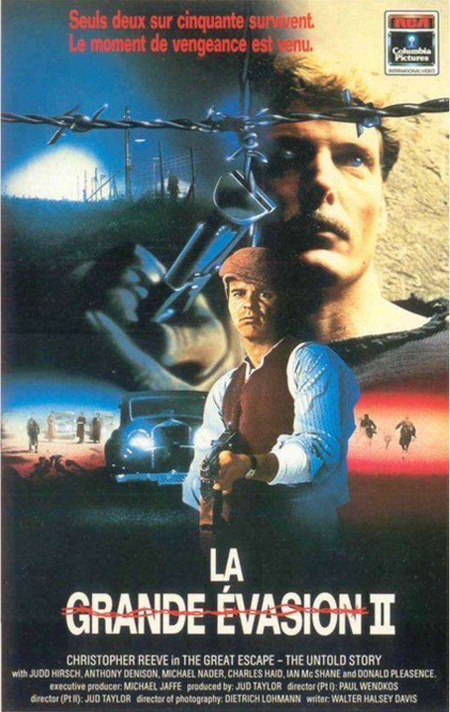 affiche du film La Grande Evasion 2 : L'histoire enfin révélée (TV)