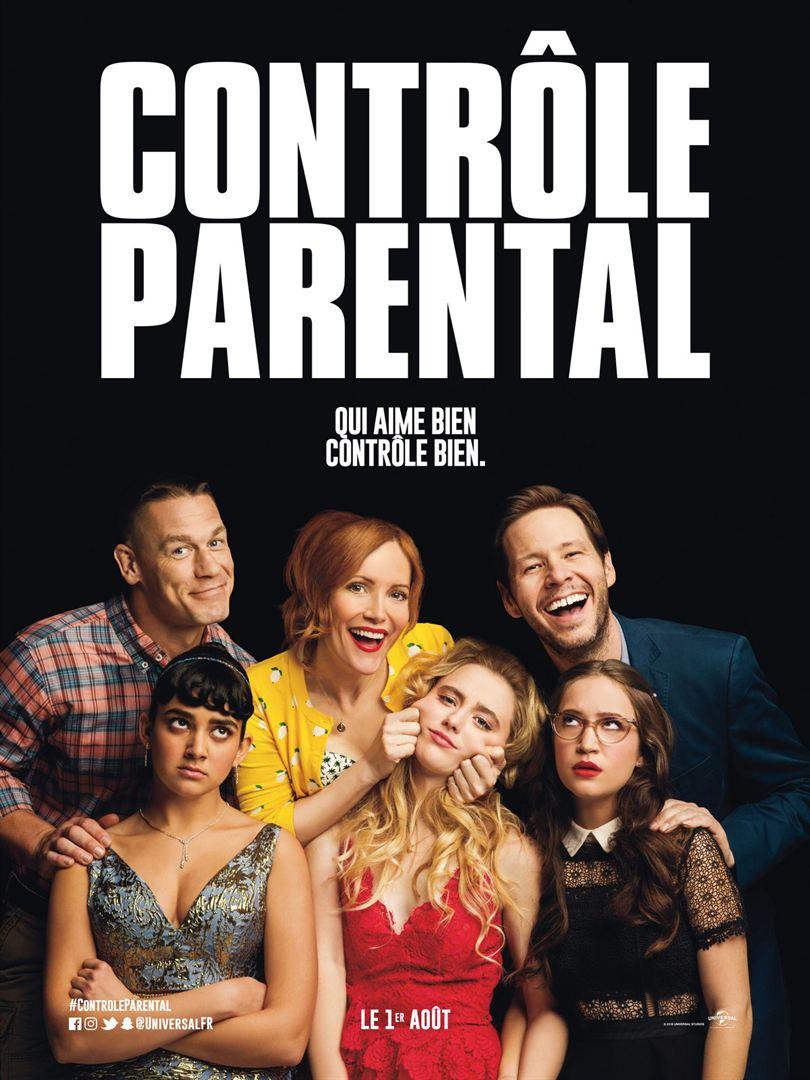 affiche du film Contrôle parental