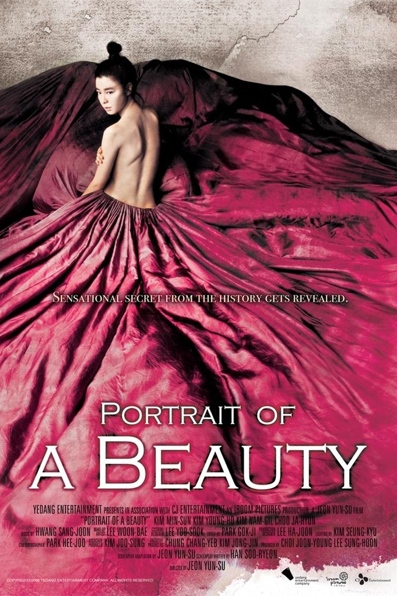 affiche du film Portrait of a beauty