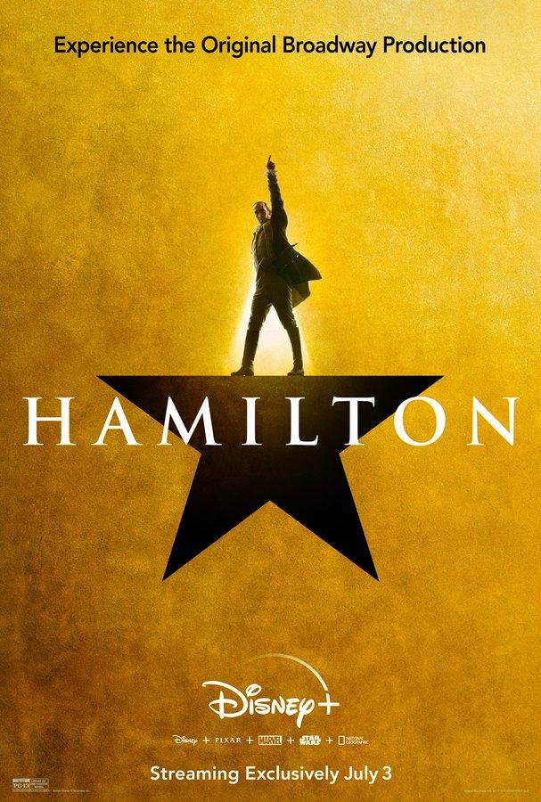 affiche du film Hamilton