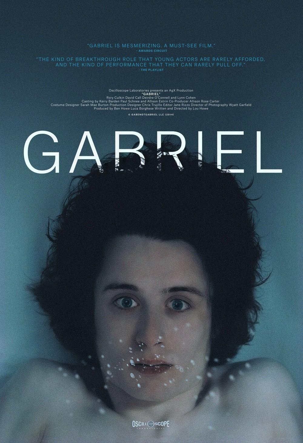 affiche du film Gabriel