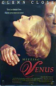 affiche du film La tentation de Vénus