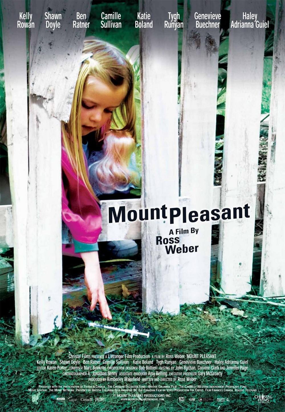 affiche du film Mount Pleasant