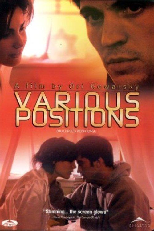 affiche du film Various Positions