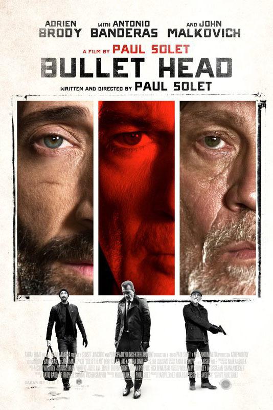 affiche du film Bullet Head