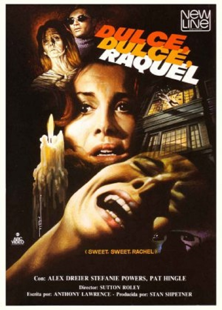 affiche du film Sweet, Sweet Rachel (TV)
