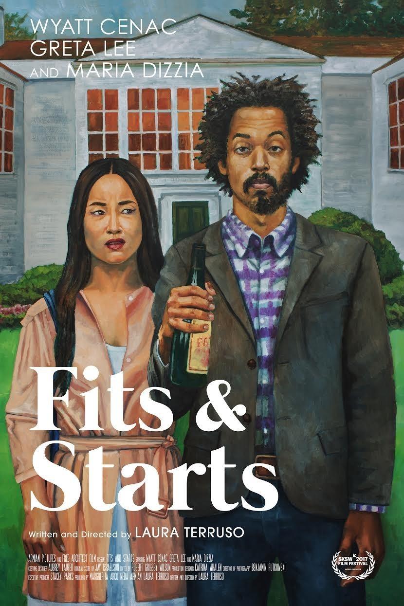 affiche du film Fits and Starts