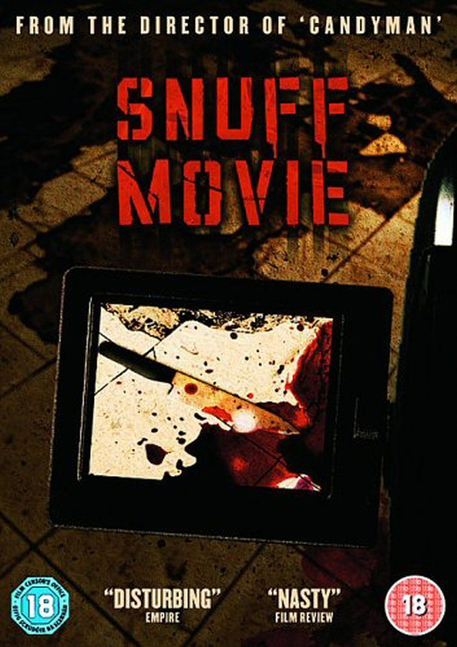 affiche du film Snuff-Movie