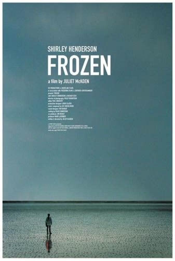 affiche du film Frozen