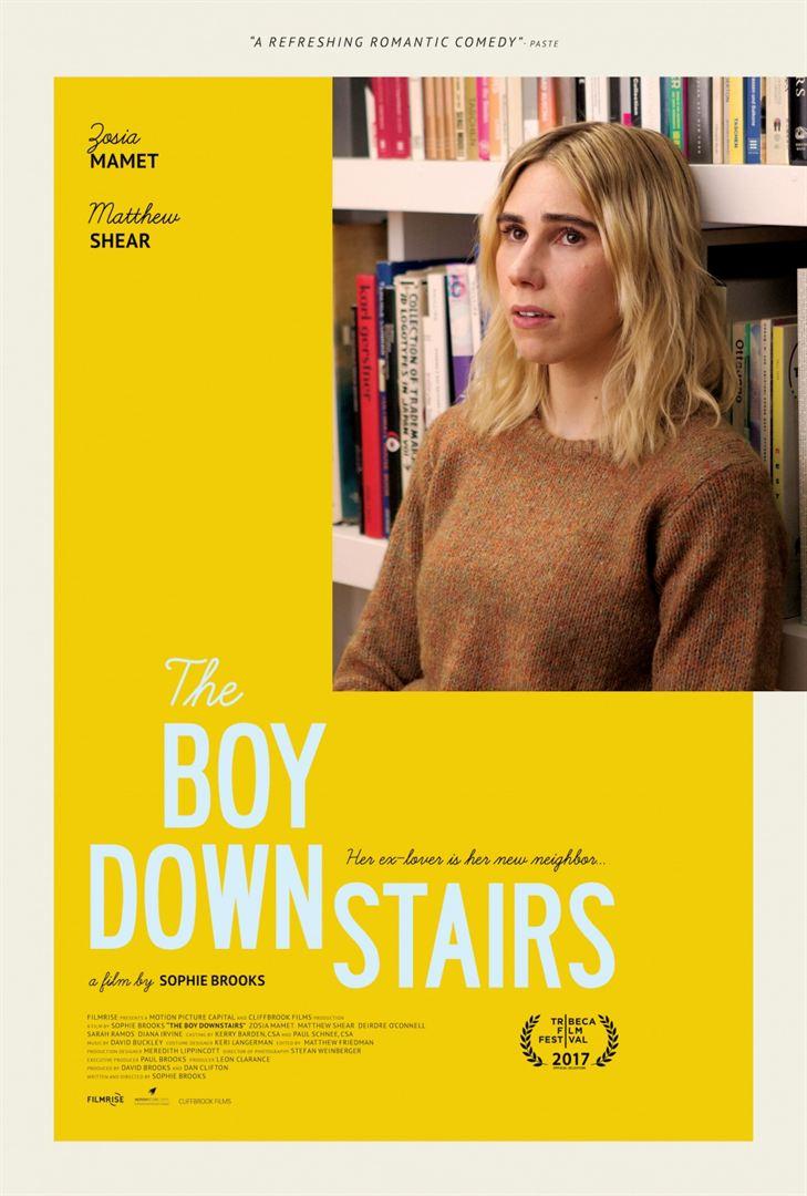 affiche du film The Boy Downstairs