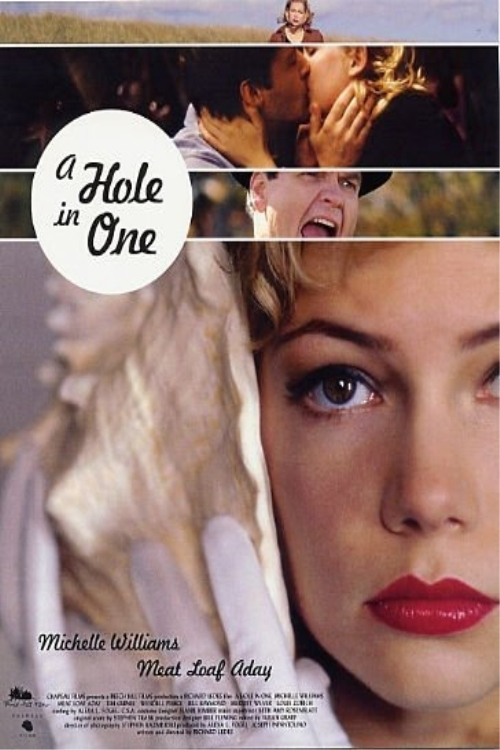 affiche du film A Hole in One