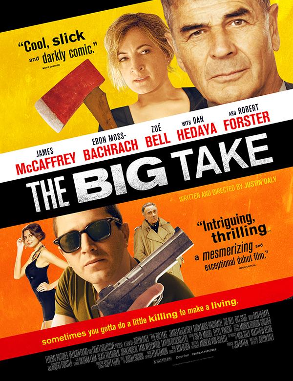 affiche du film The Big Take