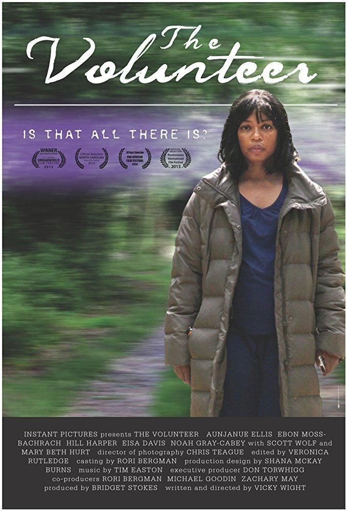 affiche du film The Volunteer