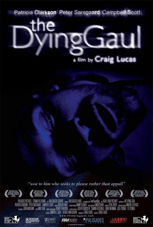 affiche du film The Dying Gaul