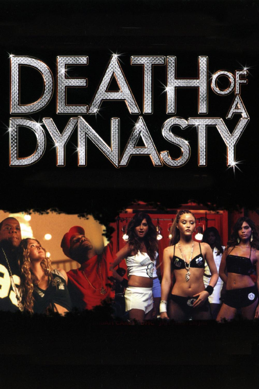 affiche du film Death of a Dynasty