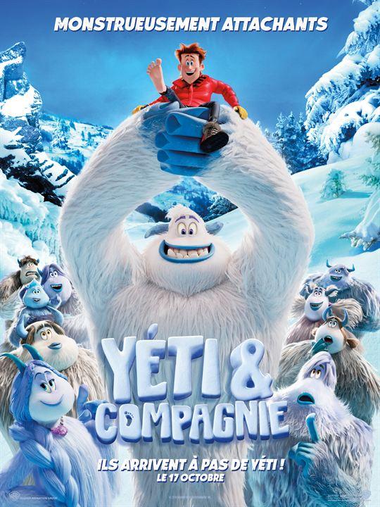 affiche du film Yéti & Compagnie