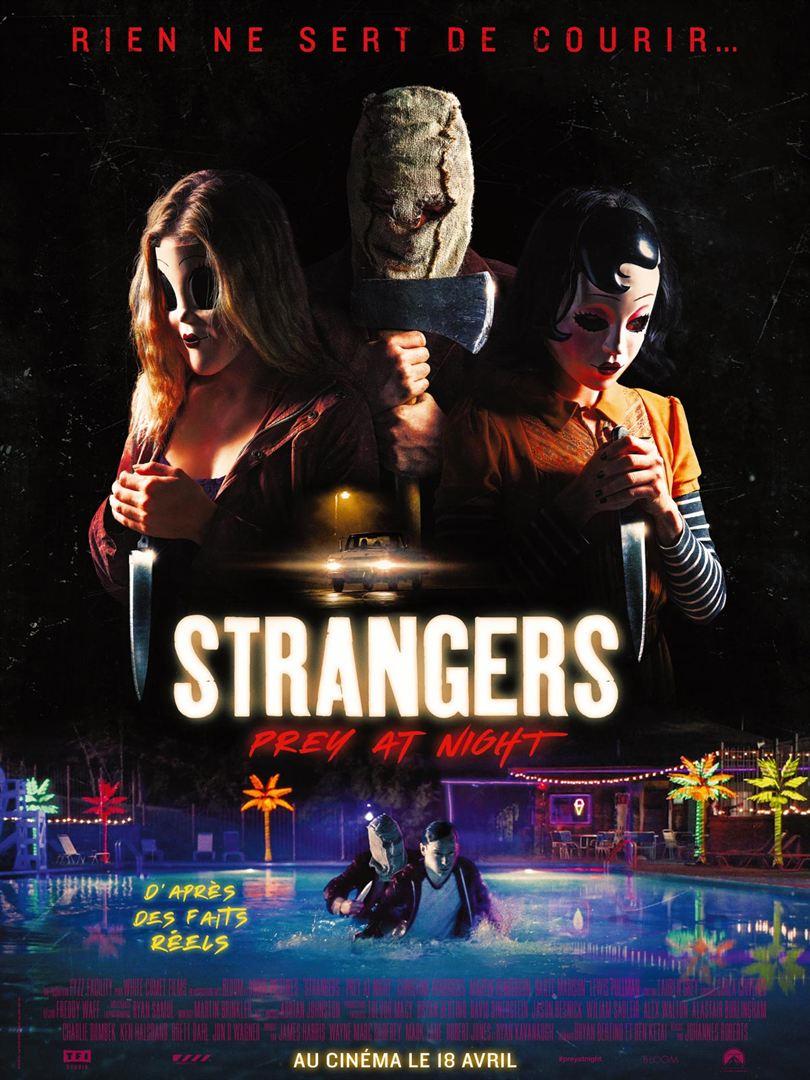 affiche du film Strangers: Prey at Night