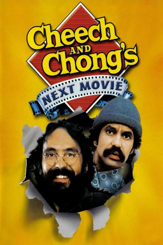 affiche du film Cheech & Chong's Next Movie