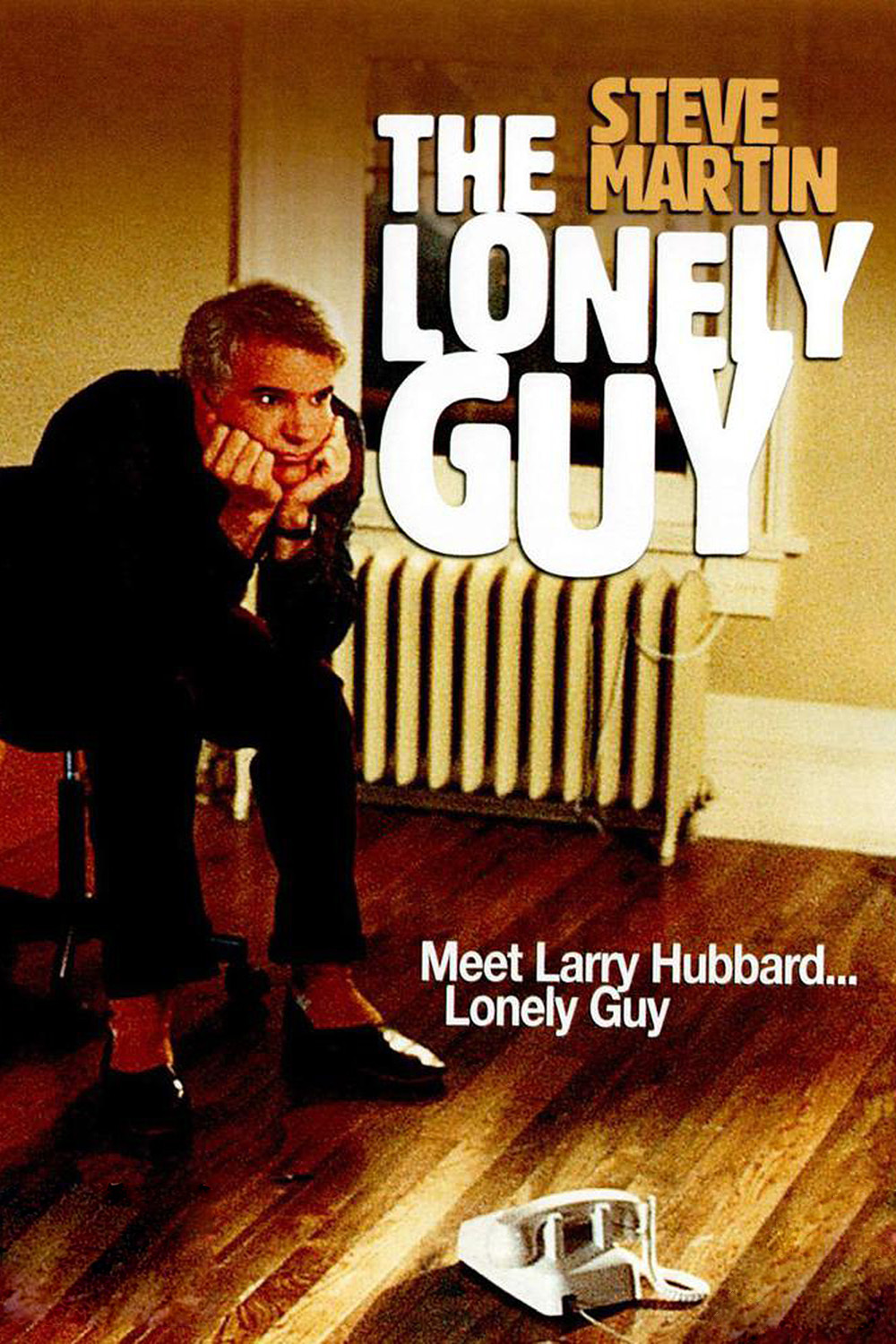 affiche du film The Lonely Guy