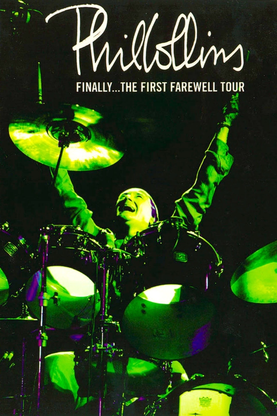 affiche du film Phil Collins: Finally... The First Farewell Tour (live at Bercy 2004)