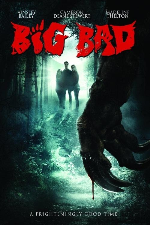 affiche du film Big Bad
