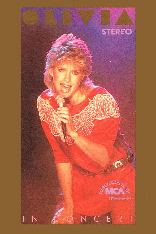 affiche du film Olivia Newton-John: In Concert