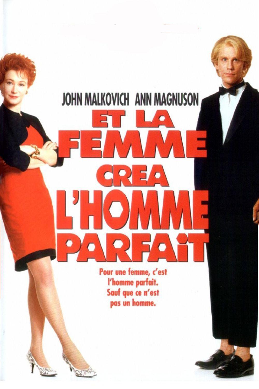 affiche du film Et la femme créa l'homme... parfait
